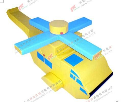 儿童金色小飞机系列