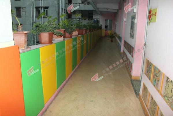 幼儿园炫酷软体墙垫系列
